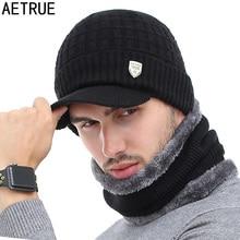 AETRUE Winter Hat Skullies Beanies Hats Winter Bean