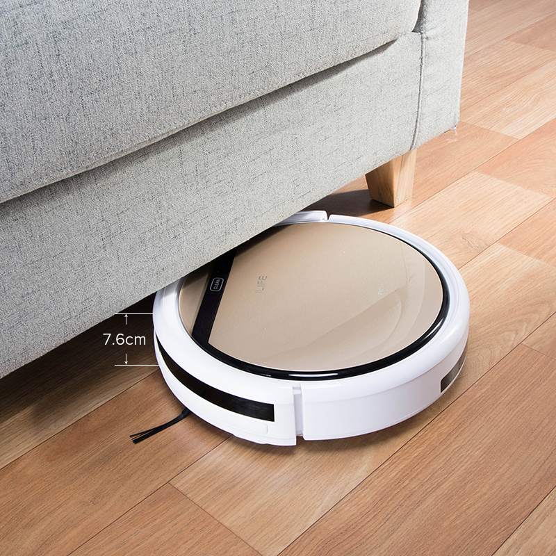 ILIFE V5s Pro robot Vacuum Cleaner Robot Sweep Wet Mop Automatic Recharge for Pet hair Powerful Suction Ultra Thin odkurzacz - 3