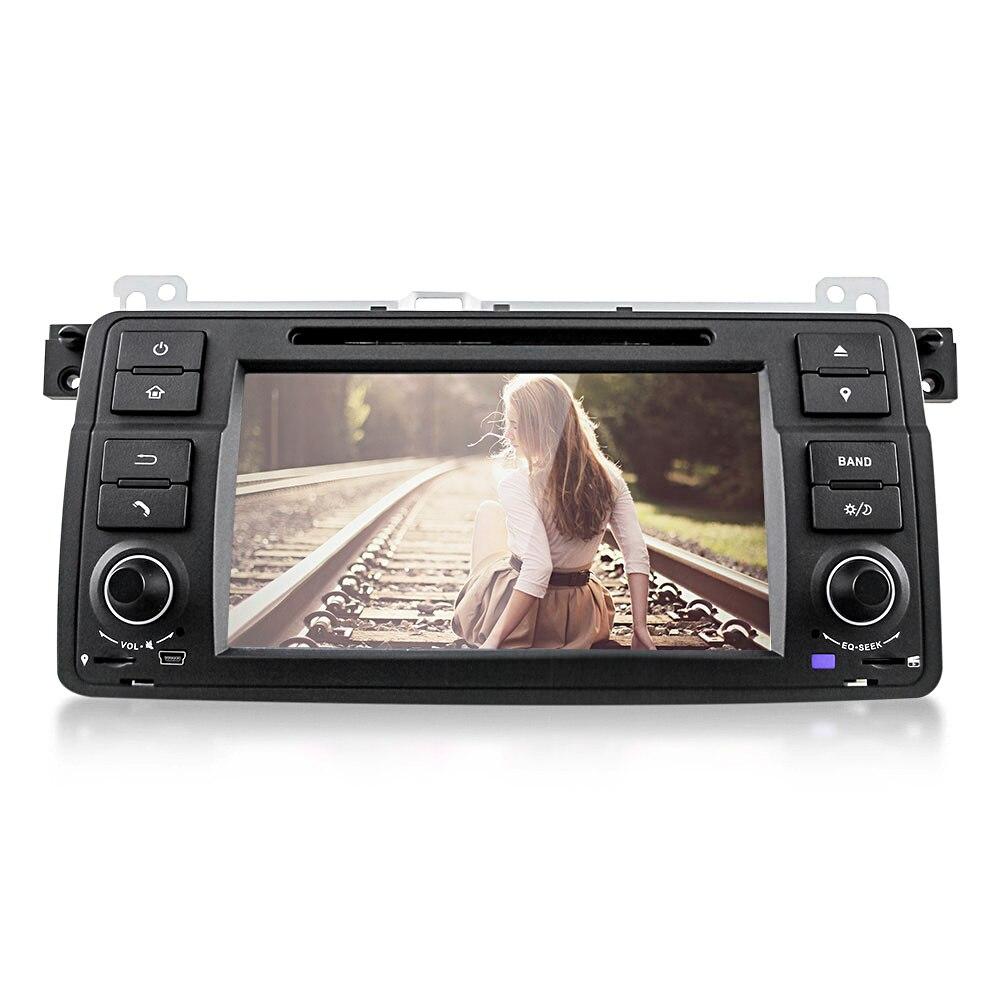 Zeepin Car DVD Player GPS Navigation Android 6 0 Car Multimedia Player Bluetooth WiFi Mirror Link
