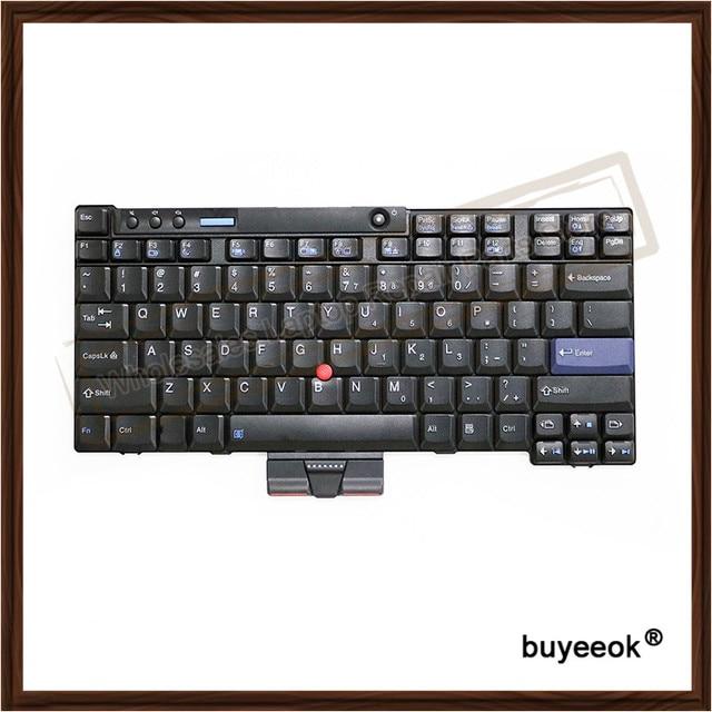 US $32 99 |Original Laptop US Keyboard Replacement With Pointing Stick For  Lenovo IBM X201S X200S X201 X201I X200T X201T X200-in Replacement Keyboards