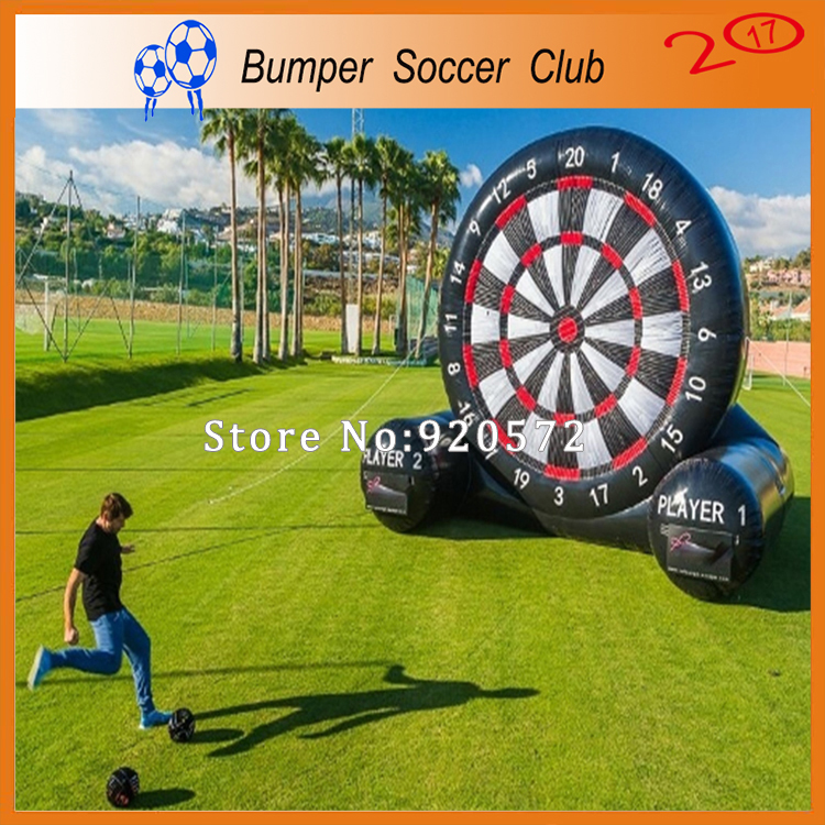 Free shipping ! Factory customize ! 3m/4m/5m/6m/7m Giant sport game inflatable dart game/inflatable soccer darts карандаш для губ catrice longlasting lip pencil 170 цвет 170 plumplona ole variant hex name 9c223f