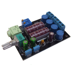 Image 2 - TA2024 אודיו דיגיטלי מגבר לוח מיני T amp Tripath amplificador אודיו לוח 2x15W DC 12V F9 002