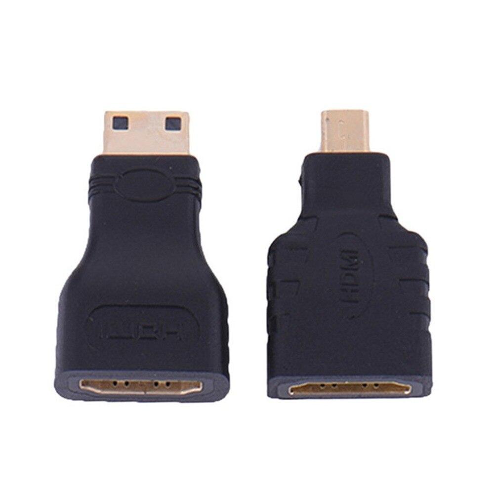 Hdmi For Micro Hdmi Hdmi To Mini Gold Plated Converter