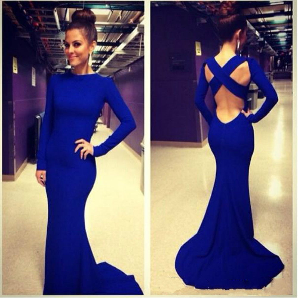 Popular Sexy Blue Prom Gowns-Buy Cheap Sexy Blue Prom Gowns lots ...
