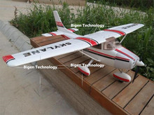 2016 large rc plane model 747-3 1560MM Easy-Plug 30A Switch-mode BEC brushless ESC red white arrow rc foam plane vs Slick 70