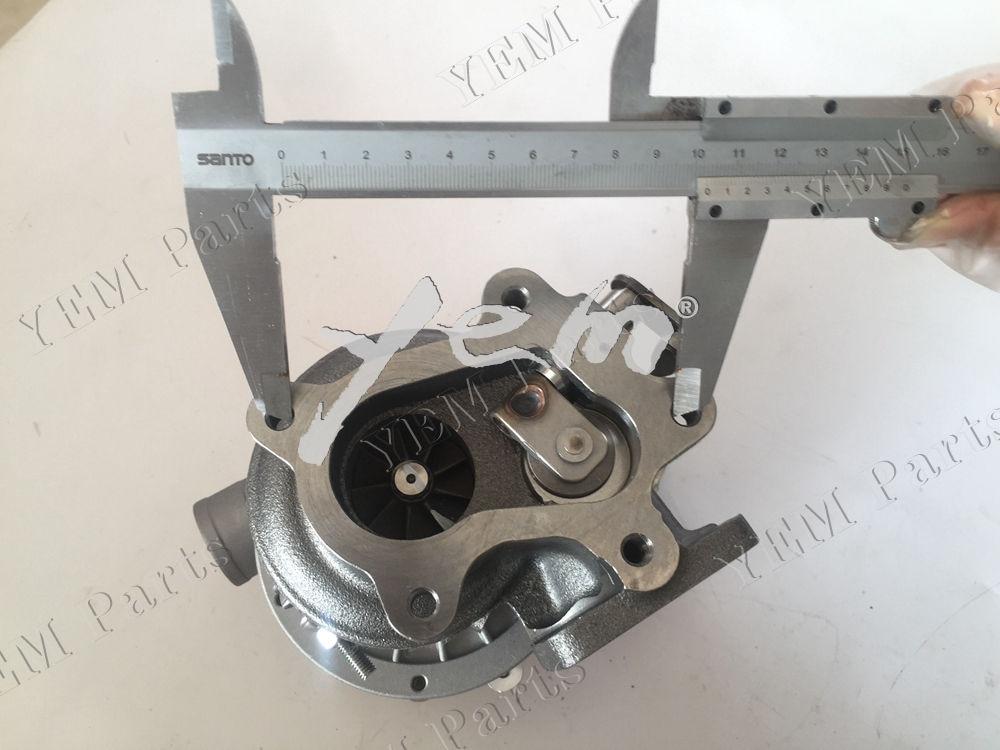 US $380 0 |For excavator engine SHIBAURA N844 N844T Turbocharger N844T  Turbo 135756171 on Aliexpress com | Alibaba Group