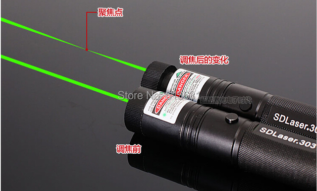 Promotion! 50000MW 532nm Green Laser Pointer , Laser Pen , Flashlight style , adjustable burn match + charger +free shipping