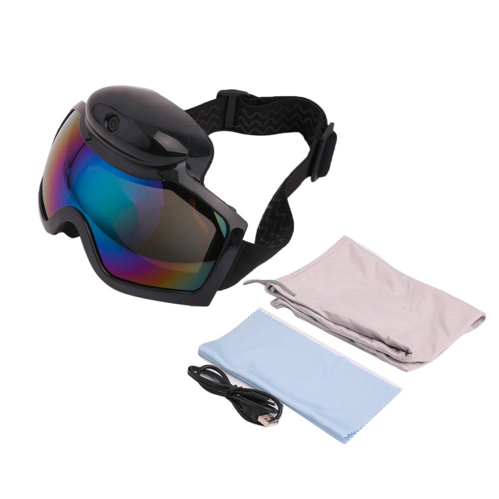 Invierno de Esquí gafas Gafas de Alta Definición Protector de Ojos Gafas de Snow