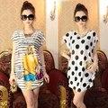 Новый 2016 Женщины летнее Платье Свободные Майя Женщины С короткими рукавами Платье Женщины Платье Материнства Одежда для беременных женщин