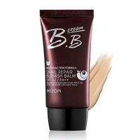MIZON Snail Repair Blemish Balm BB Cream 50ml Perfect Cover BB Cream Moisturizing Concealer Whitening Best Korea Cosmetics
