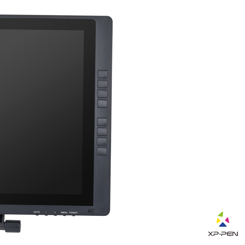 XP Pen Artist22E FHD IPS Digital Graphics Drawing Monitor Pen Display  Monitor with Shortcut keys and Adjustable Stand-in Digital Tablets from  Computer