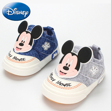 2019 Disney New Baby Casual Shoes Girl Mickey Kids Beach Shoe Child Fashion Sports Running Boys Non-slip Breathable