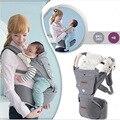 Новорожденного ребенка младенец плечо дышащий кенгуру кольца берри детские хлопок слинг перевозчик для младенцев hipseat backpakcs