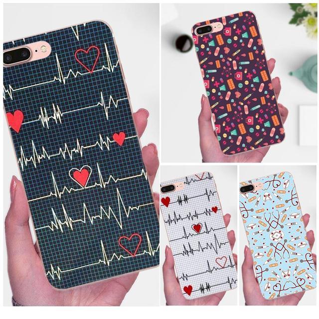 Medicina salud buen corazón-Coque carcasa para Galaxy J1 J2 J3 J330 J4 J5 J6 J7 J730 j8 2015, 2016, 2017, 2018 mini Pro