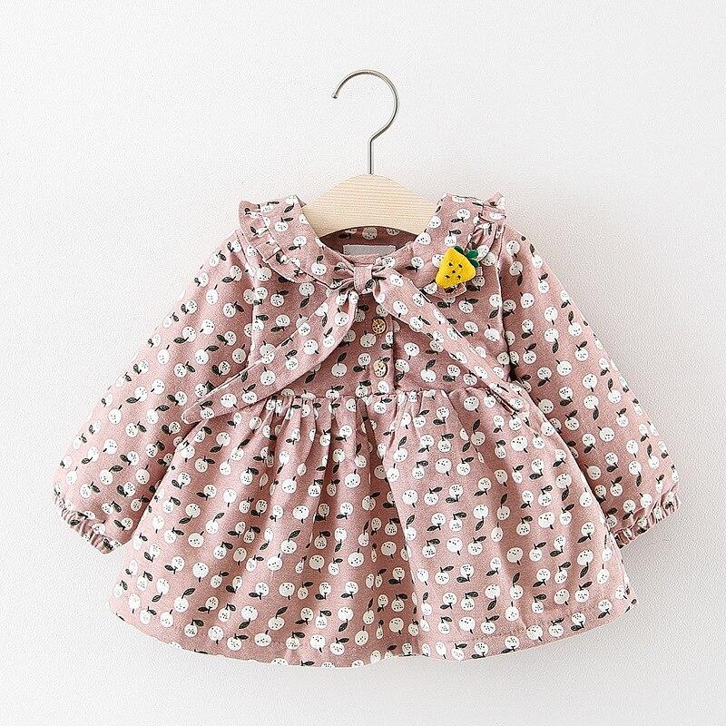 2018 Niños Niñas Invierno Buena Caliente Vestido Niñas De