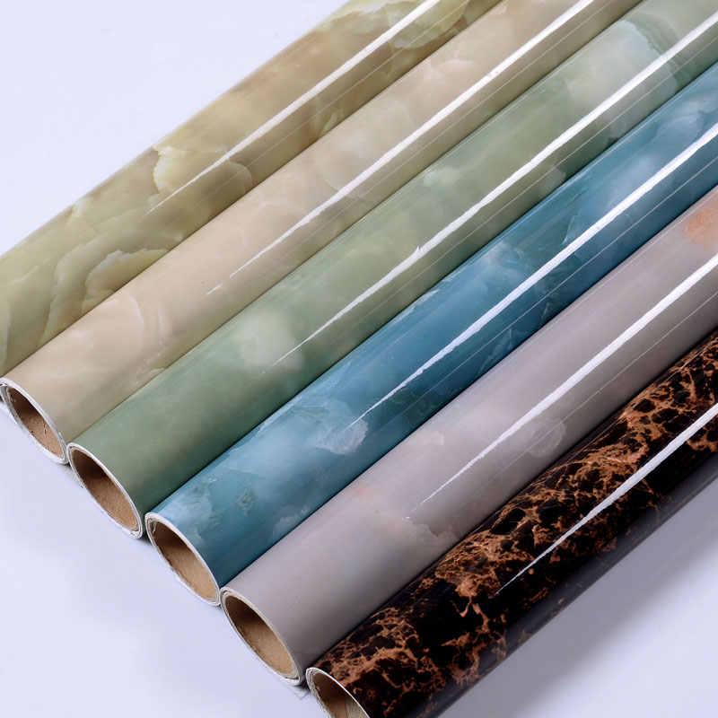 Pegatinas autoadhesivas de alta temperatura antiaceite para el hogar, pegatinas de pared de azulejos para cocina, papel pintado a prueba de agua