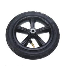 """8 дюймов Надувное колесо для E-twow S2 скутер M6 пневматическое колесо с внутренней трубкой """" самокат инвалидная коляска пневматическое колесо"""