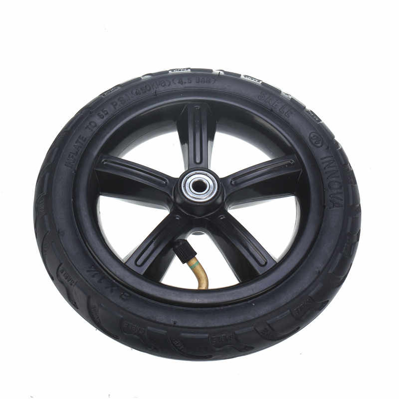 "8 Inch Inflated Wheel For E-twow S2 Scooter M6 Pneumatic Wheel With Inner Tube 8"" Scooter Wheelchair Air Wheel"