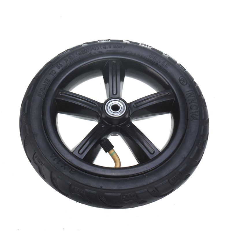 8 zoll Aufgeblasen Rad Für E-twow S2 Roller M6 Pneumatische Rad Mit Innenrohr 8