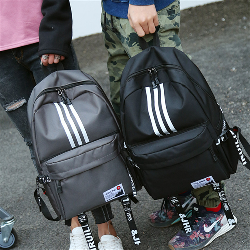 Campus Backpack Male Korean Backpack Travel Backpack College Style Fashion Student School Bag