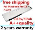 "Лэптоп аккумулятор замена для Apple MacBook Pro 15 "" A1286 алюминий Unibody серии ( версия 2008 ) MB470 * / A A1281"