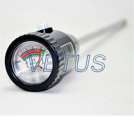 VT-06 Handheld Long probe digital soil ph meter price with PH range 3~8 moisture meter  vt 05 digital ph meter for soil with ph range 3 8ph moister range 1 8