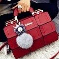 2016 de lujo mujeres de los bolsos diseñador eather bolsos mujer bolsos bolsas de Alta calidad bolsas de mensajero bolsas de las mujeres