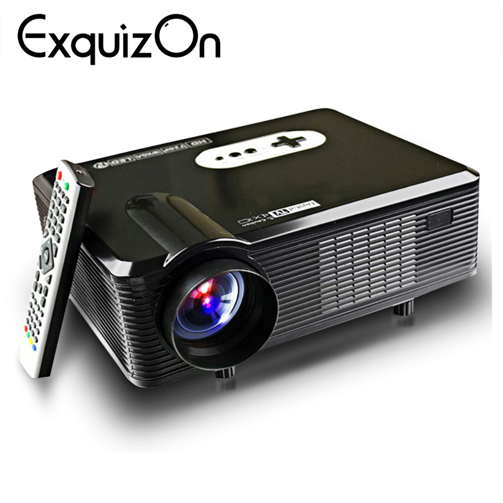 Cl720 3000 Lumens Hd Home Theater Multimedia Lcd Projector: CL720D Updated CL720 Projector 3000Lumens HD Home Theater