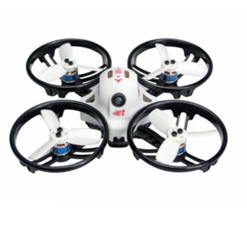 ET125 Racing Drone 12MM PNP Brushless FPV RC Mini Quadcopter with Receiver/without Receiver mini 90gt pnp 4ch brushless drone fpv 800tvl camera rc racing with frsky ac800 receiver brushless kingkong quadcopter f19933