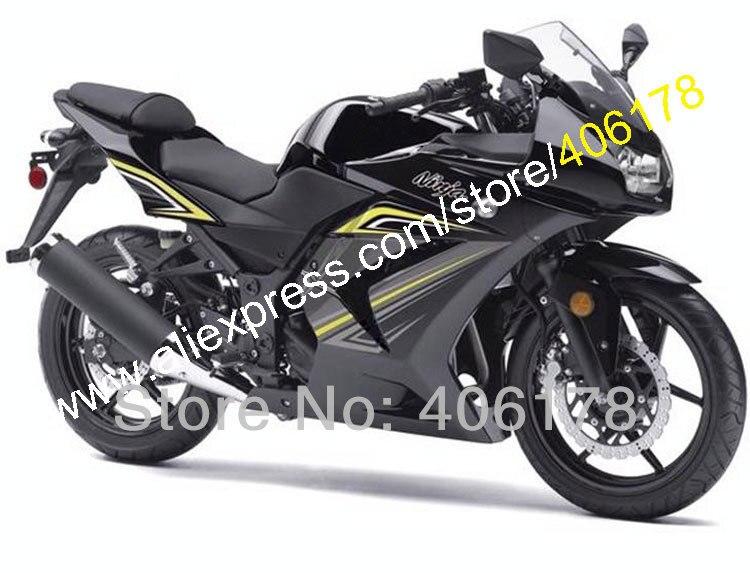 Hot Sales,For Kawasaki Ninja EX250R 08 09 10 11 12 EX250 EX 250 2008 2009 2010 2011 2012 Custom Fairing Kit (Injection molding)