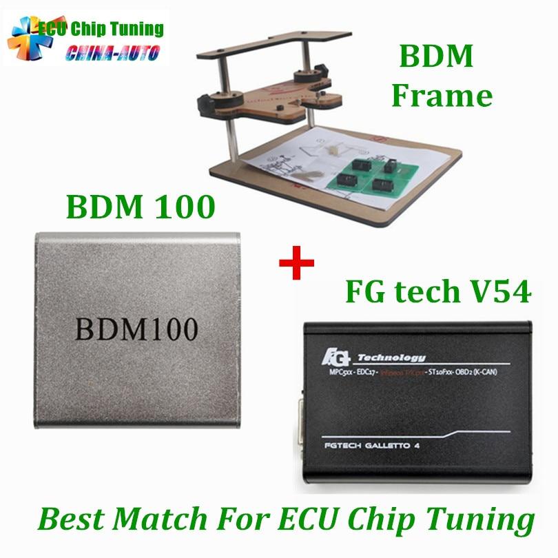 DHL Free New V1255 BDM100 Universal Programador ECU Programmer BDM 100 + BDM Frame With Adapters Set + FGTECH V54 Galletto 4 new original q32sb with free dhl