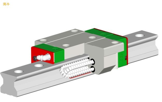 CNC HIWIN HGW65H Block linear guide from taiwan free shipping to argentina 2 pcs hgr25 3000mm and hgw25c 4pcs hiwin from taiwan linear guide rail