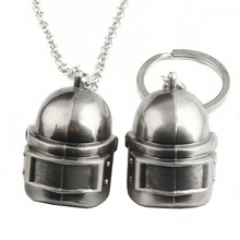 PUBG Key chain man Battle Grounds Keychains Helmet Pan 98K Gun Alloy Keyring Jewelry FPS Game Fans Gift llaveros mujer brelok