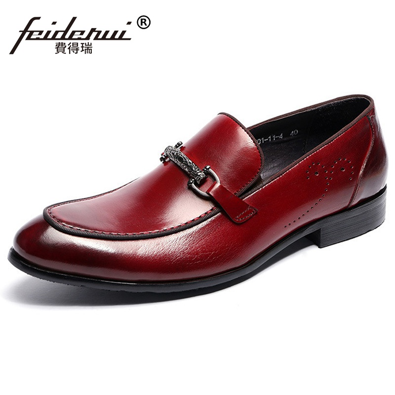 New Arrival Round Toe Slip on Man Casual Shoes Genuine Leather Male Loafers Luxury Designer Brand Comfortable Men's Flats KE83 new style comfortable casual shoes men genuine leather shoes non slip flats handmade oxfords soft loafers luxury brand moccasins
