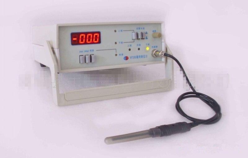 WT20E compteur gauss tableau de tri de compteur numérique de tesla instrument de test de compteur gauss test de rémanence du sid magnétique résiduel