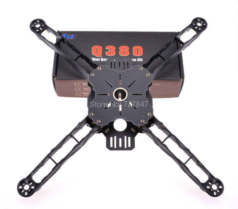 FPV Across frame Q380 Multirotor Quadcopter Frame lightweight High Strength Free Shipping