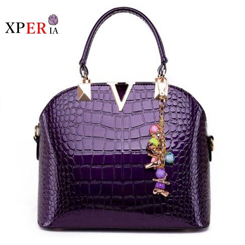 New Fashion Messenger Bags Frauen Famous Brand Women PU Leather Bag Medium Shoulder Bags