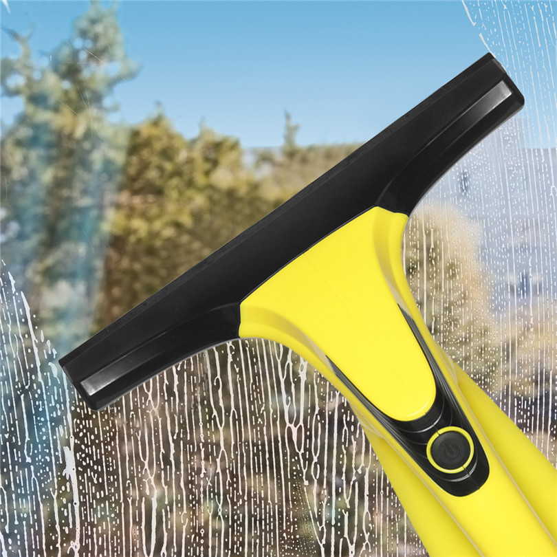 Prostormer 3.7 v Électrique Fenêtre Cleaner Rechargeable Fenêtre plat surface humide Vide Brillance Sans trace DC Outils Électriques mis en