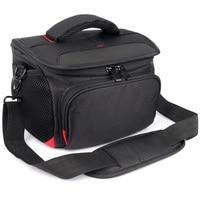 Case Camera Bag for Canon EOS Rebel EOS R T7i T6i T6s T6 T5i T5 T4i T3i T3 T2i T1i XTi XSi XT XS SL1 SL2 750D 1300D 800D 200D