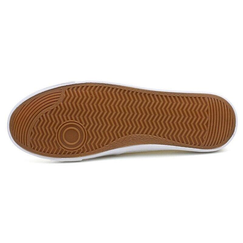 Chaussures Profonde Vulcaniser Slip Été black Sneakers Peu Hommes Plat Casual Respirant Qualité De 2018 White Nouveautés Printemps Haute on v8qgZa