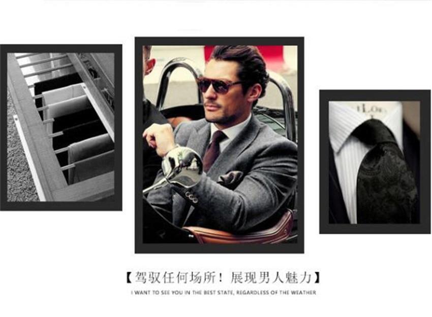 Trajes para hombre gris esmoquin oscuro para novio personalizados para boda trajes para novio esmoquin de boda para hombre (chaqueta + pantalón + chaleco + corbata) - 4