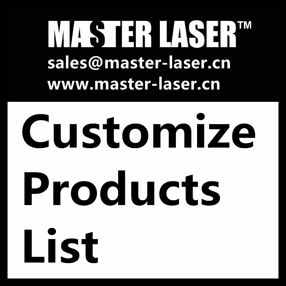 Customized Products ListCustomized Products List