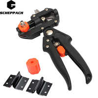 CRAZY POWER Professional Garden Tool Pruner High Quality Grafting Tool High Carbon Steel Scissors Fruit Tree