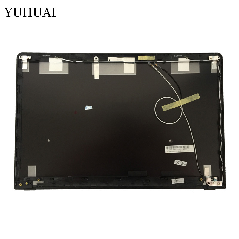 New Laptop Top LCD Back Cover for Asus N56 N56SL N56VM N56V N56VZ N56XI N56VB N56DP Black A Case