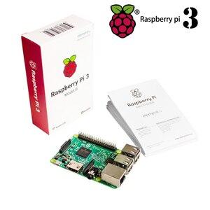Image 3 - ラズベリーパイ 3 モデル B ボード + 3.5 TFT ラズベリー Pi3 液晶タッチスクリーンディスプレイ + アクリルケース + 熱シンクラズベリーパイ 3 キット