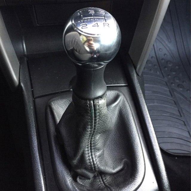 5 Speed Manual Car Pookknop VTS Sport En Leer Voor Peugeot 106 206 306 406 107 207 307 407 Triumph C5 Senna C2