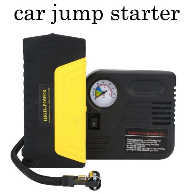 Super Function Petrol&Diesel 50800mAh 12V Car Power Bank Mini Car Jump Starter Mobile Power Charger free shipping
