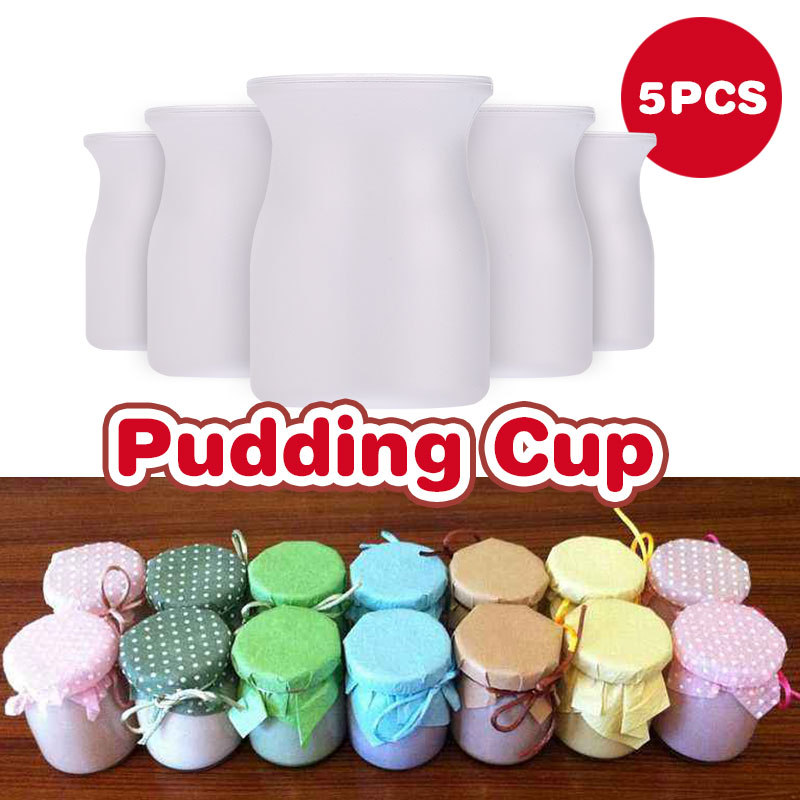Economic Environmental Pudding Cup Dessert Cups
