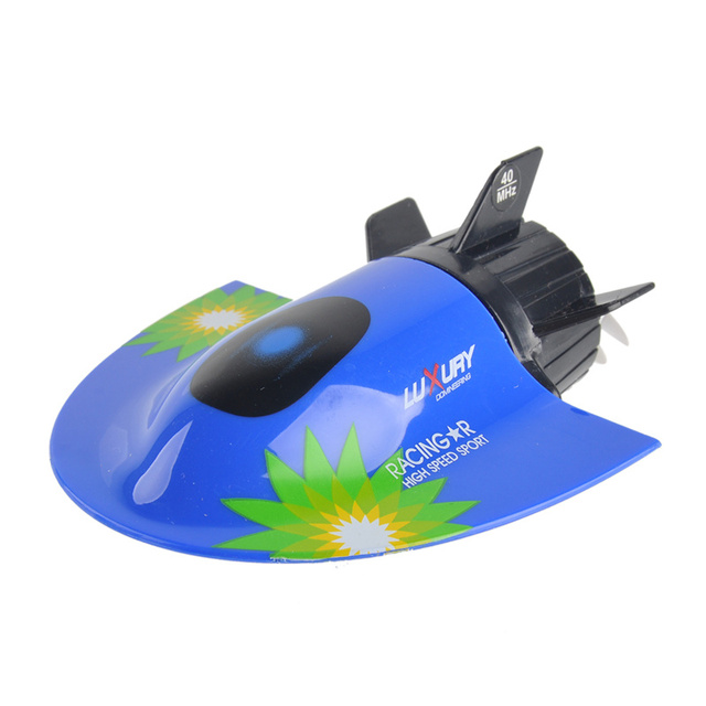 kids toys remote control Speed radio electric rc  submarine mini tourist rc submarine create racing boats for children
