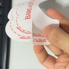 Wontive 10 шт./упак. бюстгальтер с подтяжкой невидимая лента пуш-ап Boob усилитель формы ниппель крышка мгновенная поддержка наклейки